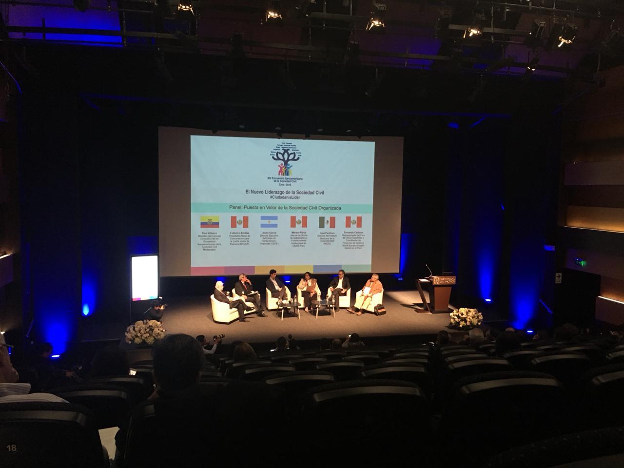 Duxers em Lima: Articulação dos poderes público e privado para gerar valor e transformação social
