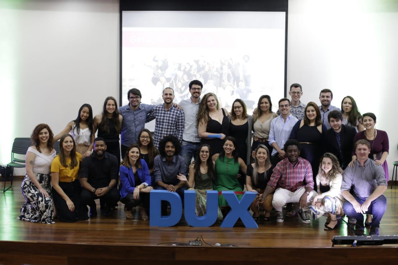 Duxers 2019 comemoram formatura