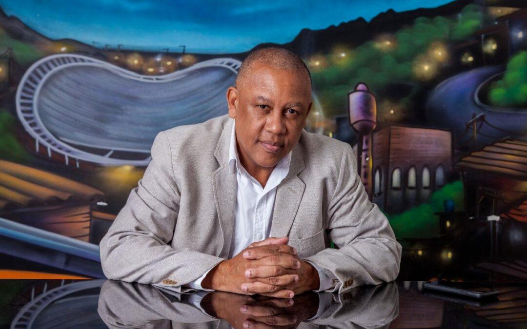 DUX recebe Celso Athayde, fundador da CUFA